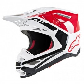 CASCO ALPINESTARS SUPERTECH S-M8 TRIPLE...