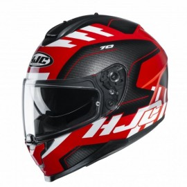 Casco HJC C70 KORO MC1