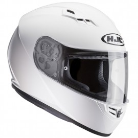 Casco HJC CS15 Blanc / WHITE