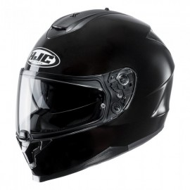 Casco HJC C70 NOIR METAL / METAL BLACK