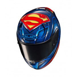 CASCO HJC RPHA 11 SUPERMAN DC COMICS