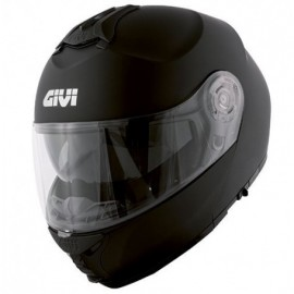 CASCO GIVI X.20 EXPEDITION SOLID NEGRO...