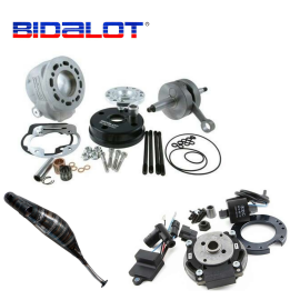 SUPER PACK BIDALOT RACING FACTORY 96CC AM6
