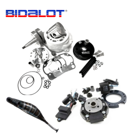 SUPER PACK BIDALOT RACING FACTORY 90CC AM6